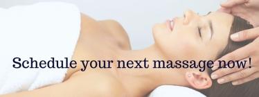 Schedule your next massage now!