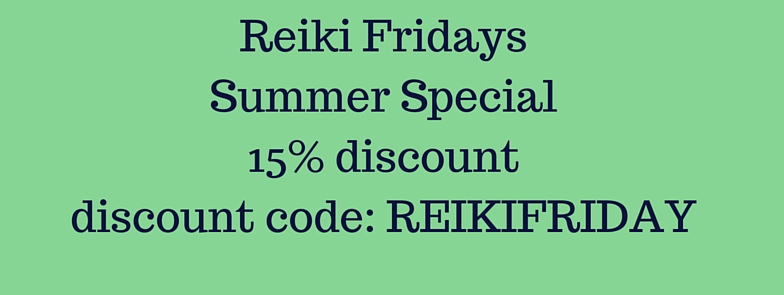 Book your Reiki Fridays Appointment Now!